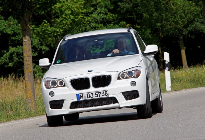 BMW X1 20d EfficientDynamics Edition et 20i #1