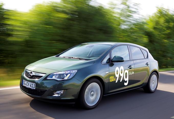 Opel Astra ecoFlex 1.7 CDTI #1
