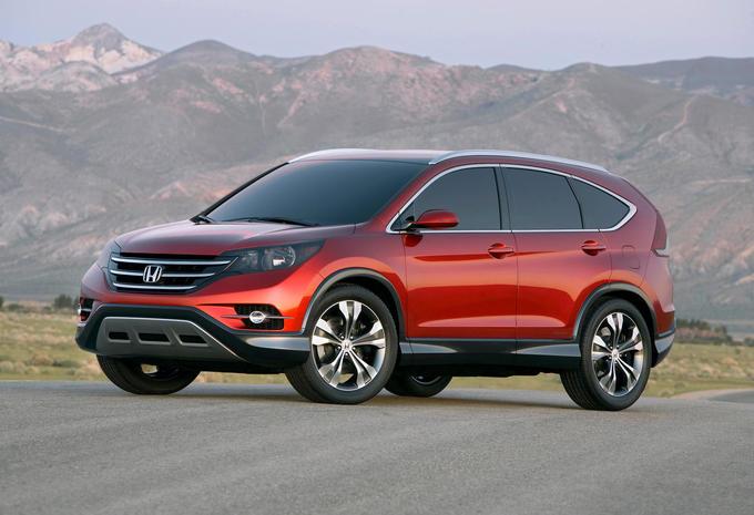 Honda CR-V Concept #1