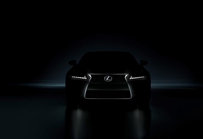 Lexus GS #1