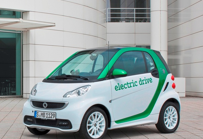 Smart Fortwo Electric Drive #1