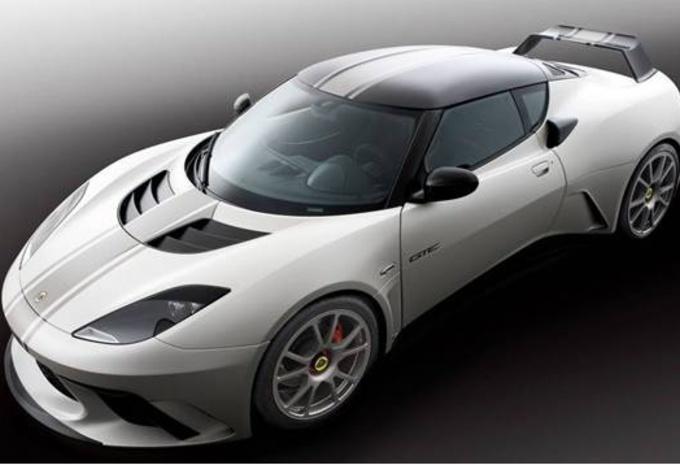 Lotus Evora GTE Road Car Concept #1