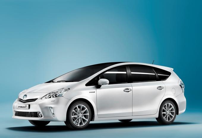 Toyota Prius+ #1