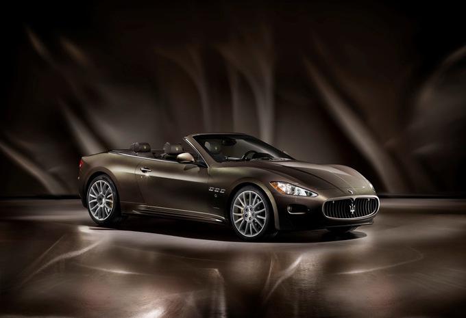 Maserati GranCabrio Fendi #1