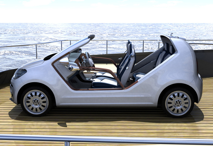 Volkswagen Up Azzurra Sailing Team #3