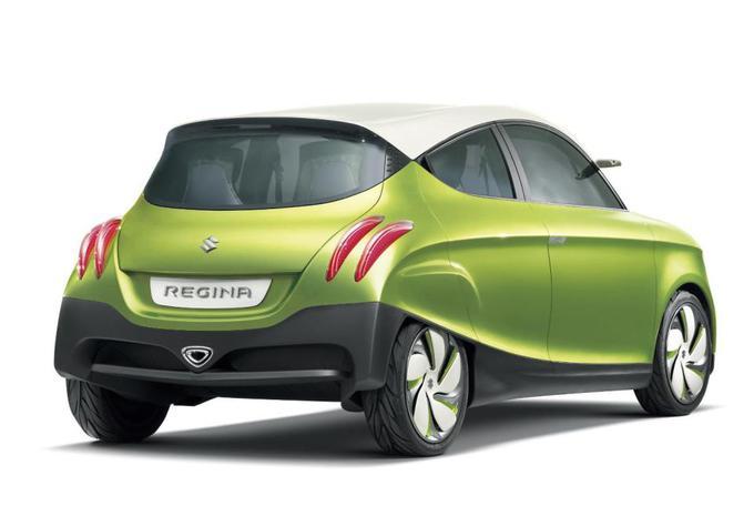 Prototype Suzuki Regina Moniteur Automobile