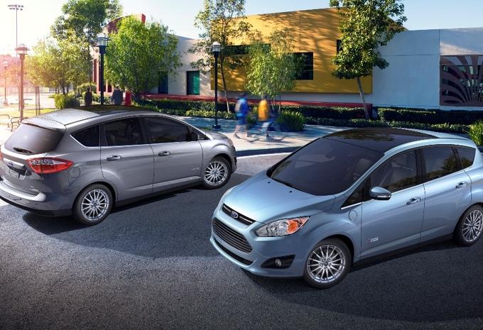 photos ford c max energi et hybrid moniteur automobile. Black Bedroom Furniture Sets. Home Design Ideas