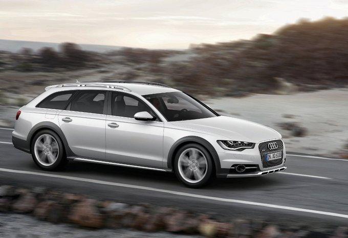 Audi A6 Allroad Quattro #1