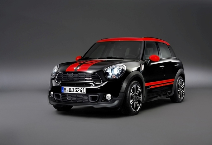 Mini Countryman JCW #1