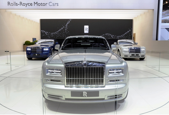 Rolls-Royce Phantom Series II #1