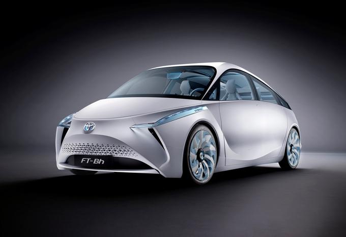 Toyota FT-Bh #1