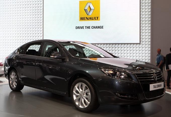 Renault Talisman #1