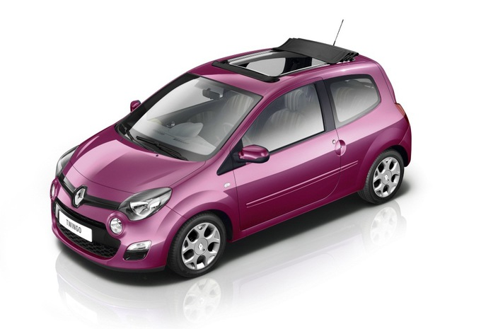 photos renault twingo air moniteur automobile. Black Bedroom Furniture Sets. Home Design Ideas