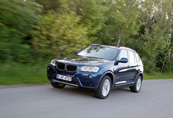 BMW X3 sDrive 18d #1