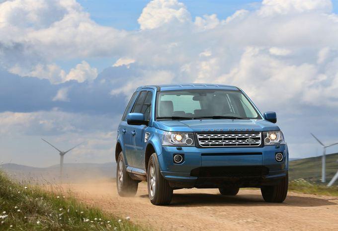 Land Rover Freelander #1