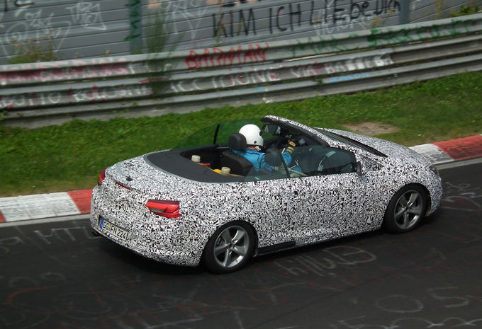 Opel Cascada sur le Nürburgring #1
