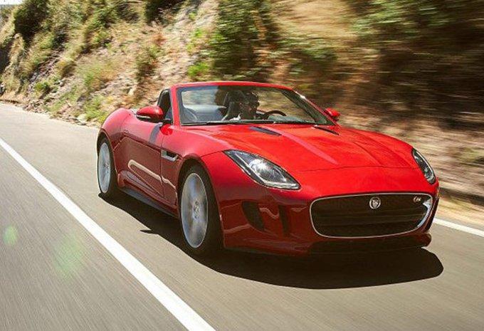 Jaguar F-Type #1