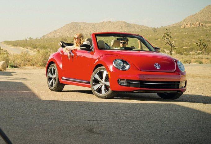 Volkswagen Beetle Cabrio #1
