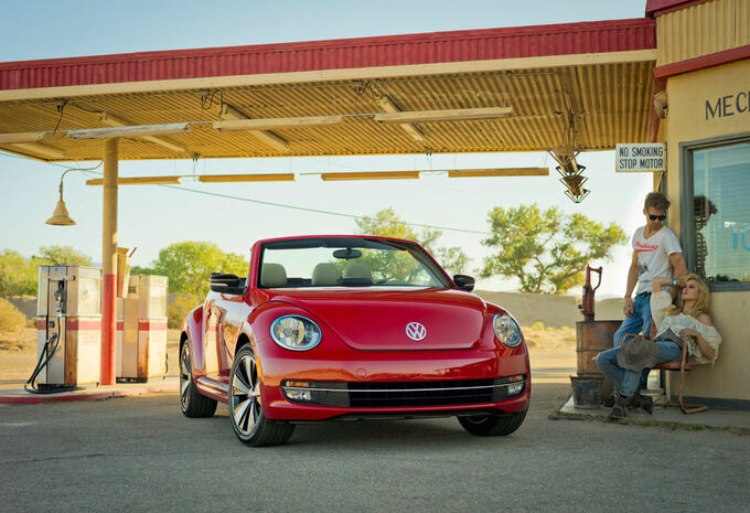 Volkswagen Beetle Cabrio #2