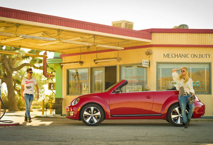 Volkswagen Beetle Cabrio #3