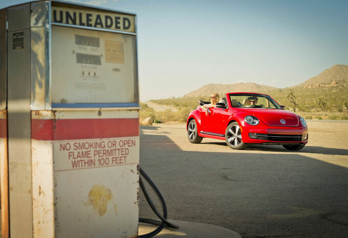 Volkswagen Beetle Cabrio #4
