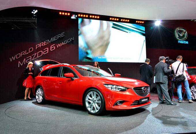 Mazda 6 en vidéo #1
