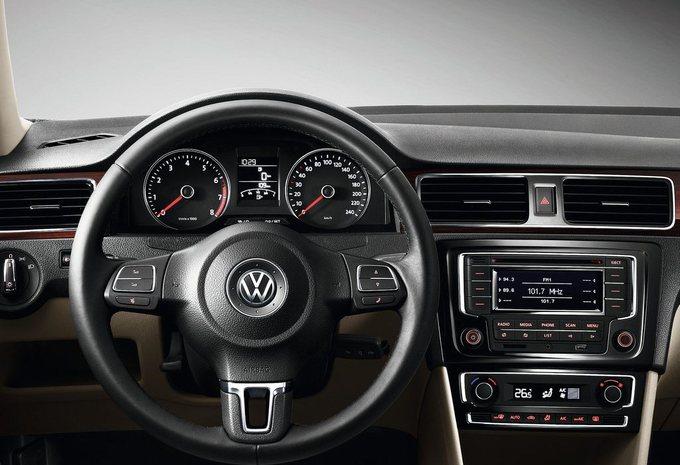 Volkswagen Santana #5