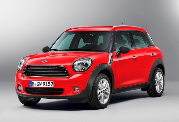photos mini countryman moniteur automobile. Black Bedroom Furniture Sets. Home Design Ideas
