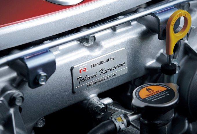Nissan GT-R #4