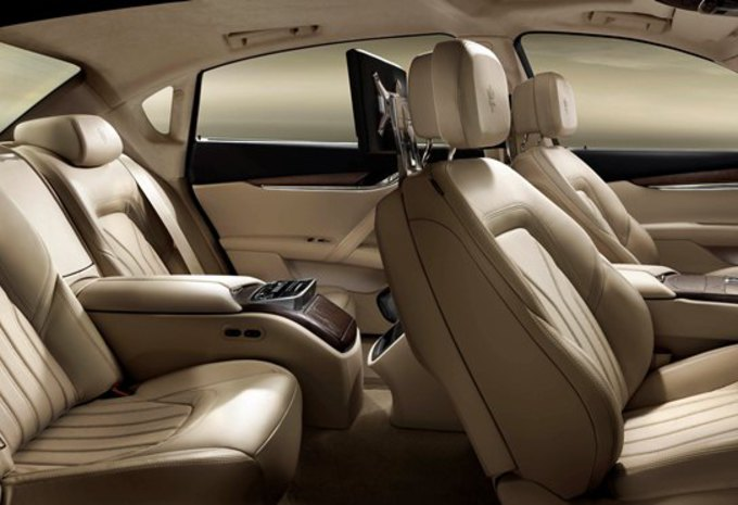 Maserati Quattroporte #4