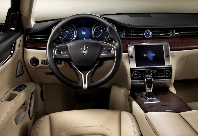 Maserati Quattroporte #5
