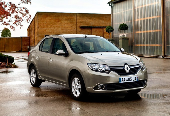 Renault Symbol #1