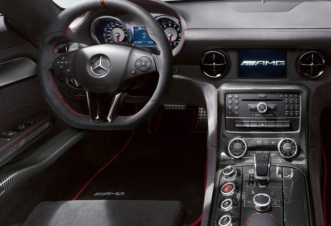 Mercedes SLS AMG Black Series #11