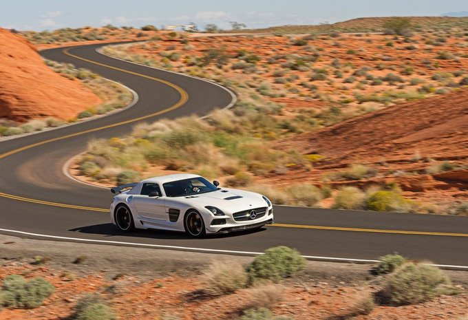 Mercedes SLS AMG Black Series #14