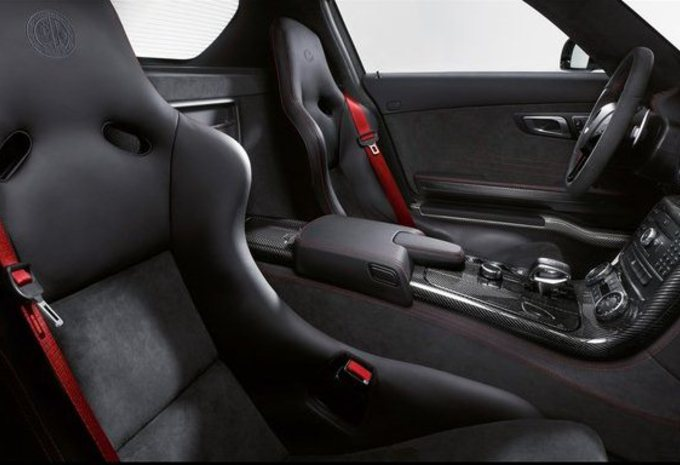 Mercedes SLS AMG Black Series #9