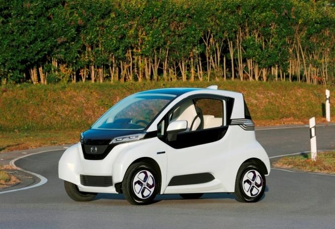 Honda Micro Commuter Prototype #1