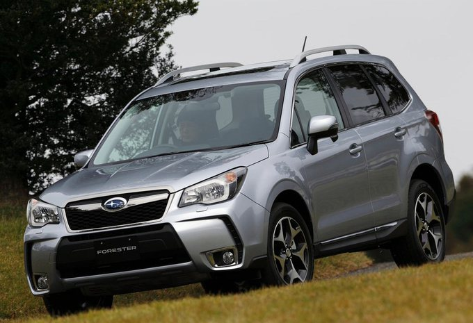 Subaru Forester #7