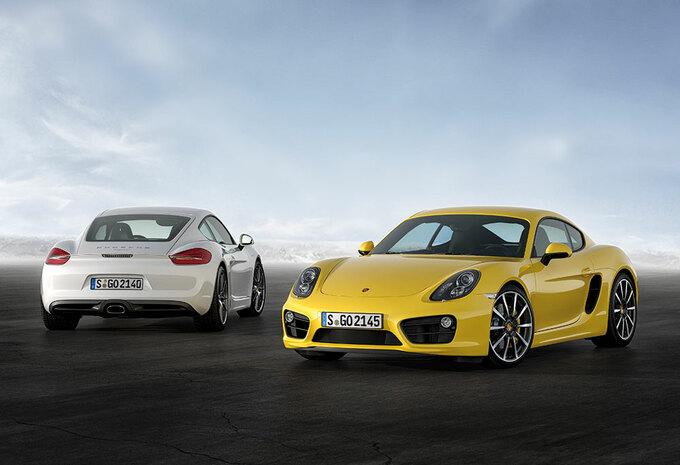 Porsche Cayman #2