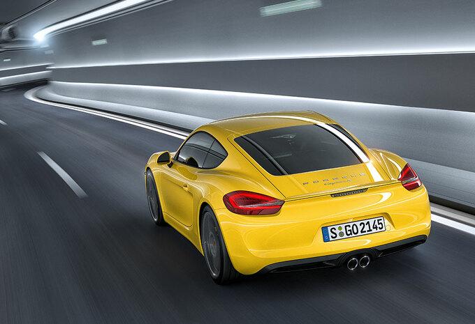 Porsche Cayman #5