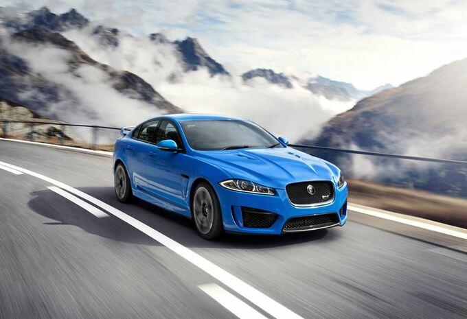 Jaguar XFR-S #11