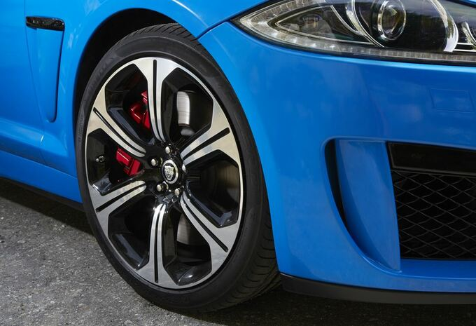 Jaguar XFR-S #5