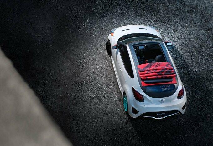 Hyundai Veloster C3 Concept #2