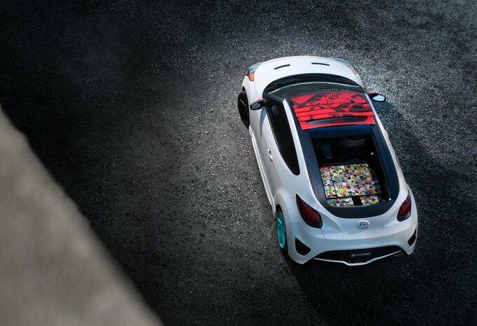 Hyundai Veloster C3 Concept #3