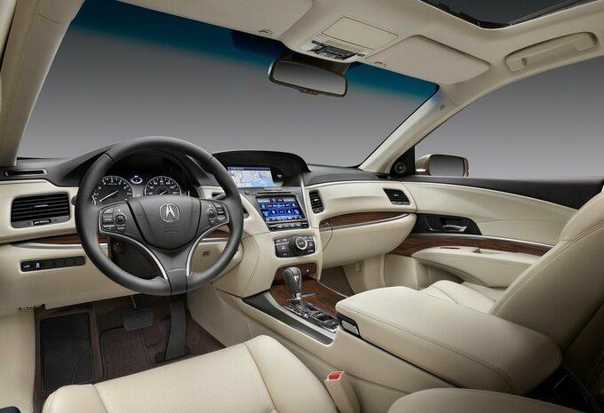 Acura RLX #2