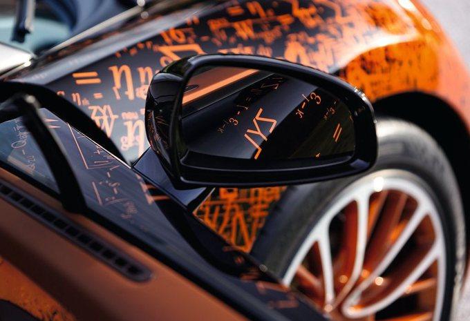 Bugatti Veyron Grand Sport Bernar Venet #3