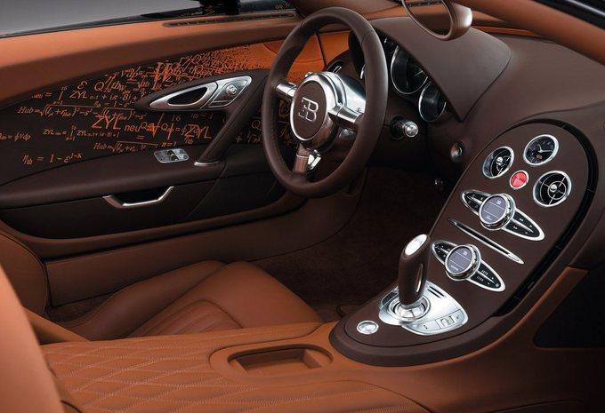 Bugatti Veyron Grand Sport Bernar Venet #7