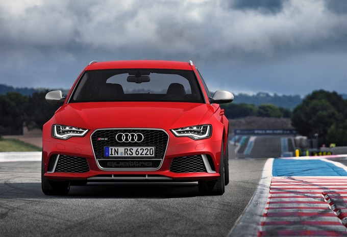 Audi RS6 Avant #1