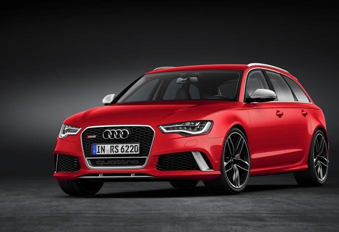 Audi RS6 Avant #4