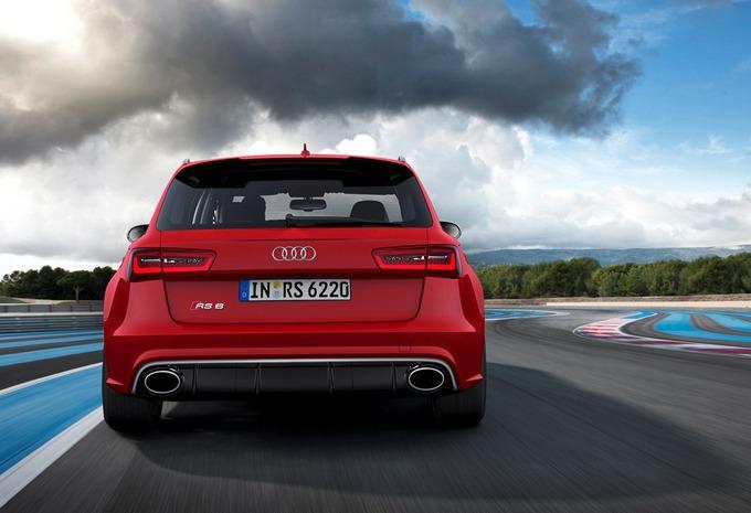Audi RS6 Avant #6