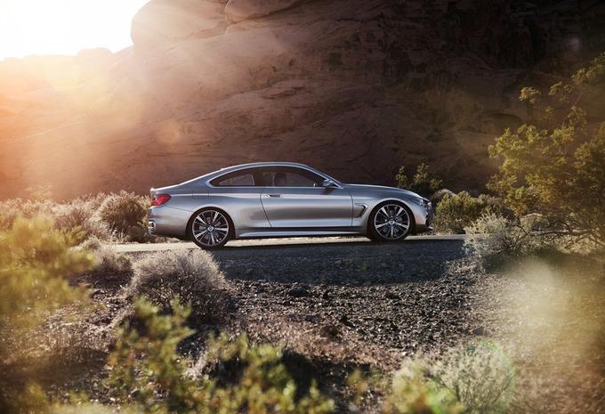 BMW Série 4 Coupé Concept #9
